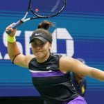 Former US Open Champion Bianca Andreescu aims to get back to her best after returning from injury