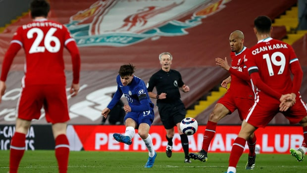 Chelsea beats disappointing Liverpool as Hojbjerg calls for VAR consistency