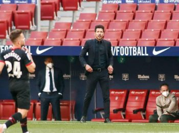 Real Madrid held in Getafe, while Atletico trashes Eibar