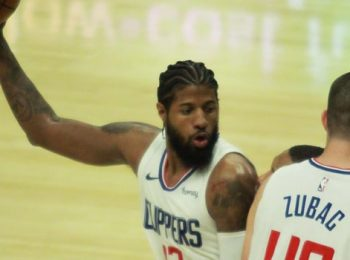 Clippers star Paul George opens up about his admiration for Carmelo Anthony