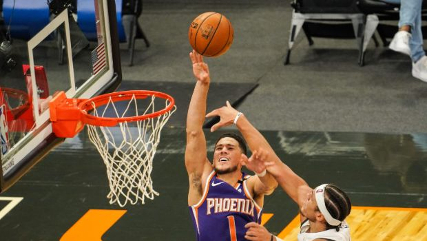 Match Prediction for the game between LA Lakers and Phoenix Suns