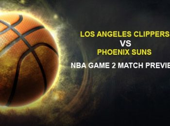 Los Angeles Clippers vs. Phoenix Suns NBA Playoffs Game 2 Preview