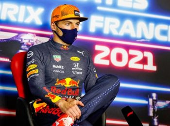 Red Bull Leads As Verstappen Wins French GP
