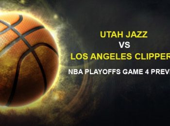 Utah Jazz vs. Los Angeles Clippers NBA Playoffs Game 4 Preview