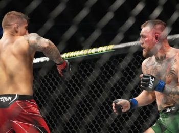 Conor McGregor Loses to Dustin Poirier Via TKO After Injuring His Ankle