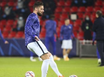 France international Olivier Giroud explains his decision to leave Chelsea and join AC Milan