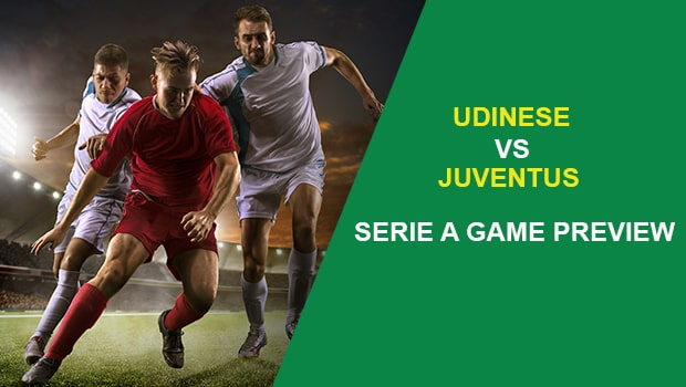 Udinese vs Juventus: Serie A Game Preview
