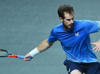I am starting to gain confidence: Andy Murray after securing a quarterfinal berth in Moselle Open