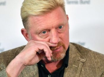 Boris Becker not happy with Djokovic always being portrayed as the bad guy whereas Federer and Nadal are painted in positive picture