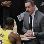 Lakers head coach Frank Vogel rubbishes the criticism of his players being 'too old' ahead of the upcoming NBA season