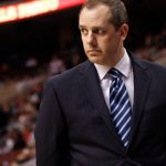Los Angeles Lakers coach Frank Vogel confident of the team's starting lineup ahead of the new NBA season