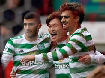 Big blow for Celtic as star forward sustains injury