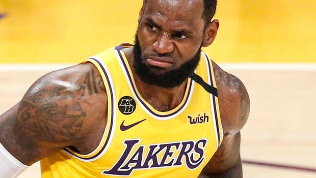 Lakers talisman LeBron James highlights how he has changed since his days in Miami and Cleaveland