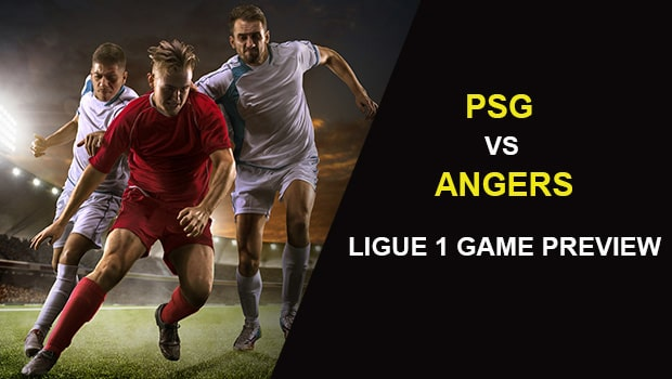PSG V ANGERS: LIGUE 1 GAME PREVIEW