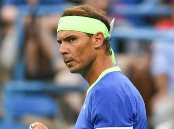 Despite being out due to injury, Rafael Nadal reaches another ATP Rankings landmark